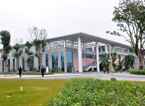 重庆水利电力职业技术学院新校区行政办公楼