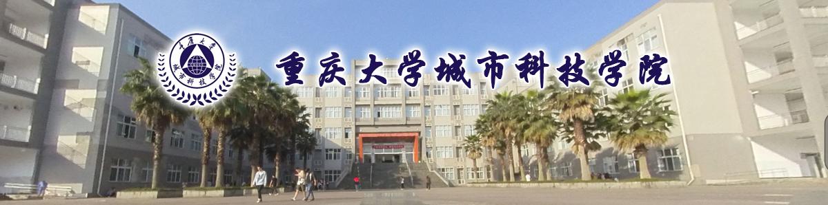 重庆大学城市科技学院2019年招聘简章